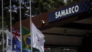 fachada da empresa Samarco