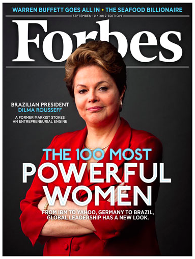 dilma forbes