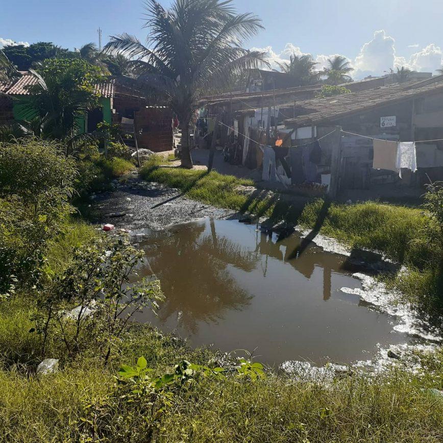 Denúncia: Situação de precariedade e descaso na comunidade Raízes da Praia