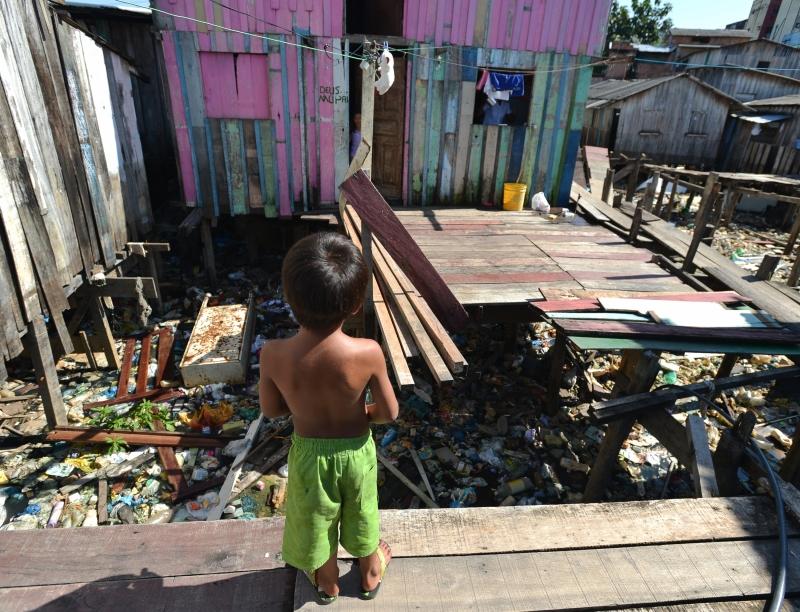 Enfrentamento à pobreza e à fome estão os Objetivos de Desenvolvimento Sustentável (ODS) impactados na região por conta da pandemia. Foto: Marcello Casal Jr/Agência Brasil