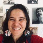 A educadora popular Marina Praça, coordenadora do Instituto PACS