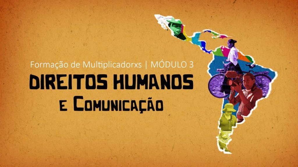 Jubileu Sul Brasil realiza  formação em Direitos Humanos e Comunicação. Participe!