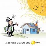 3 de maio Dia do Sol