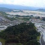 Foto cedida - Zona extractiva de la empresa Minera Cobre Panamá
